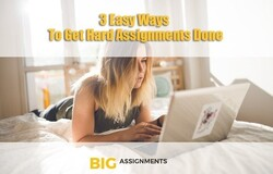 Medium 3 easy steps to get assignments done