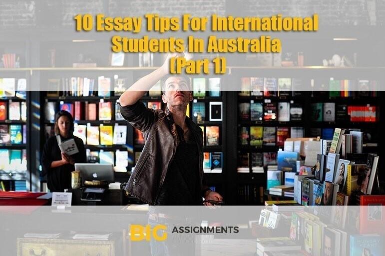 Content 10 essay tips part 1